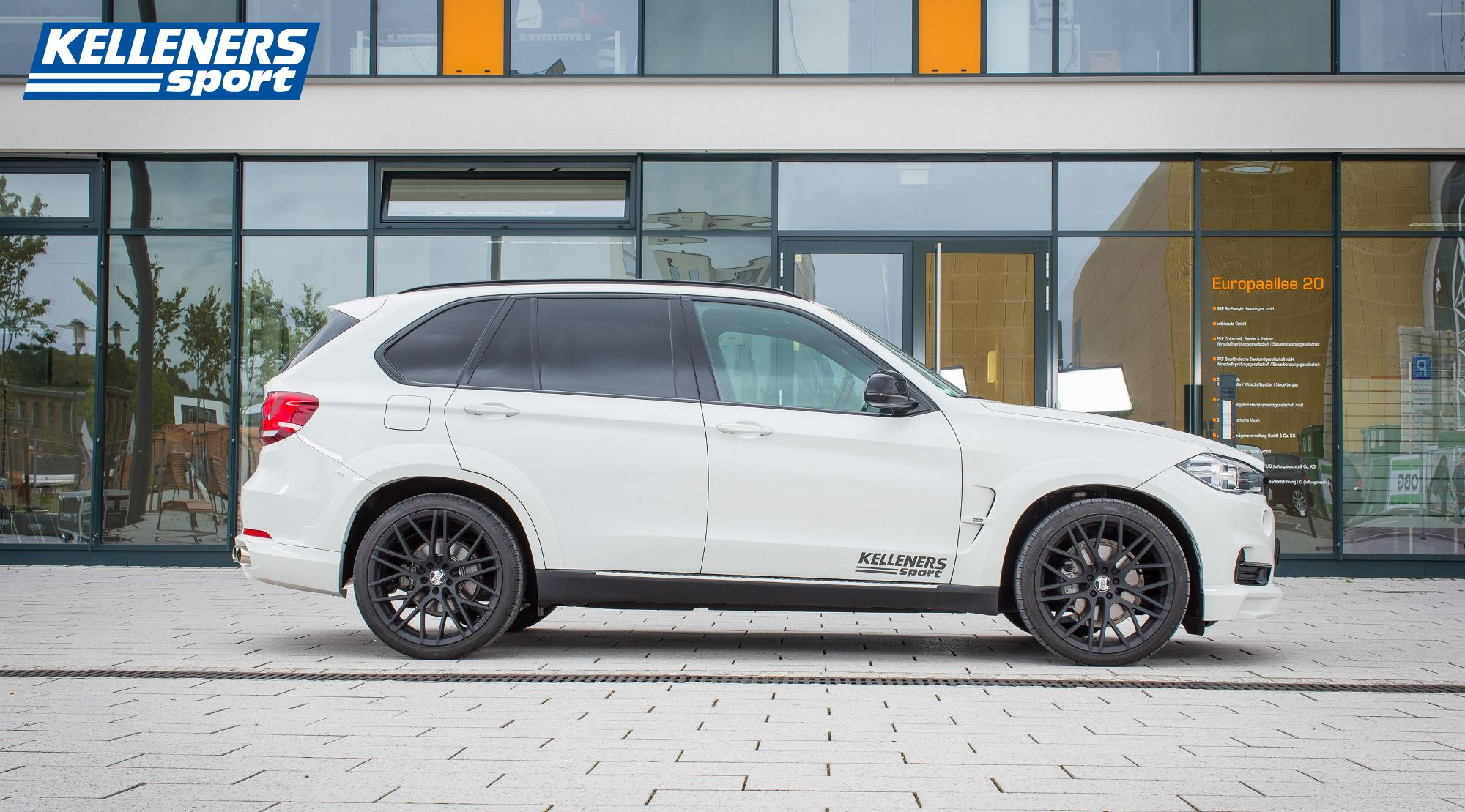 kelleners sport aerodynamikpaket bodykit f r bmw x5 f15 typ 4 0 d ebay. Black Bedroom Furniture Sets. Home Design Ideas